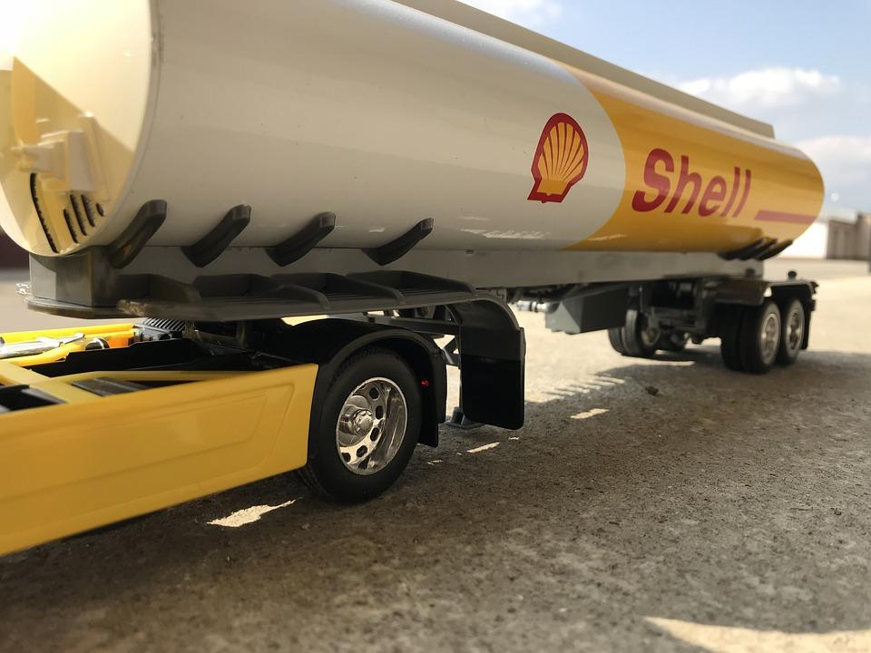 cisterna Shell