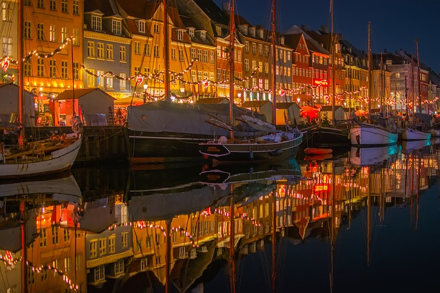 dánský přístav